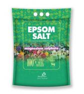 Epsom Salt Magnesium Sulfate (5 Kg)