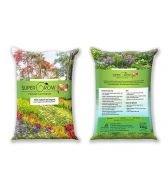 Super Grow Cow Manure for Home Plants Organic Cow Dung Manure Compost (25 Kg)