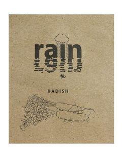 Radish Seeds For Home Garden