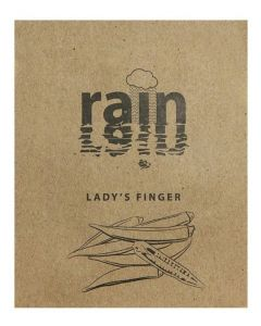 Ladys Finger Seeds For Home Garden