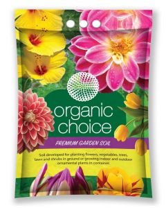 Organic Choice Potting Mix Garden Soil (10 Kg)