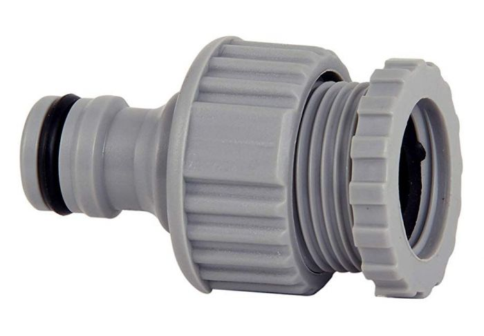 Water Pipe Connector For Garden Tap Connectors For Hose Tap Connector Threaded 1 2 Inch 3 4 Inch Faucet Tap Adapter Pipe Connector For Tap Water Pipe Connector For Gardening Hose Connector Watering