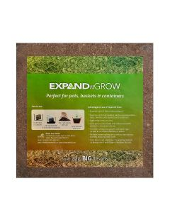 Expand n Grow Coco Peat Brick 5 Kg