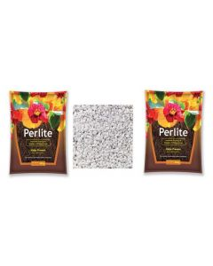 Horticultural Perlite Potting Mix Filler for Organic Gardening (900 Gram)