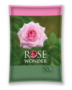 Rose Wonder Flower Fertilizer for Rose Plant (50 G)